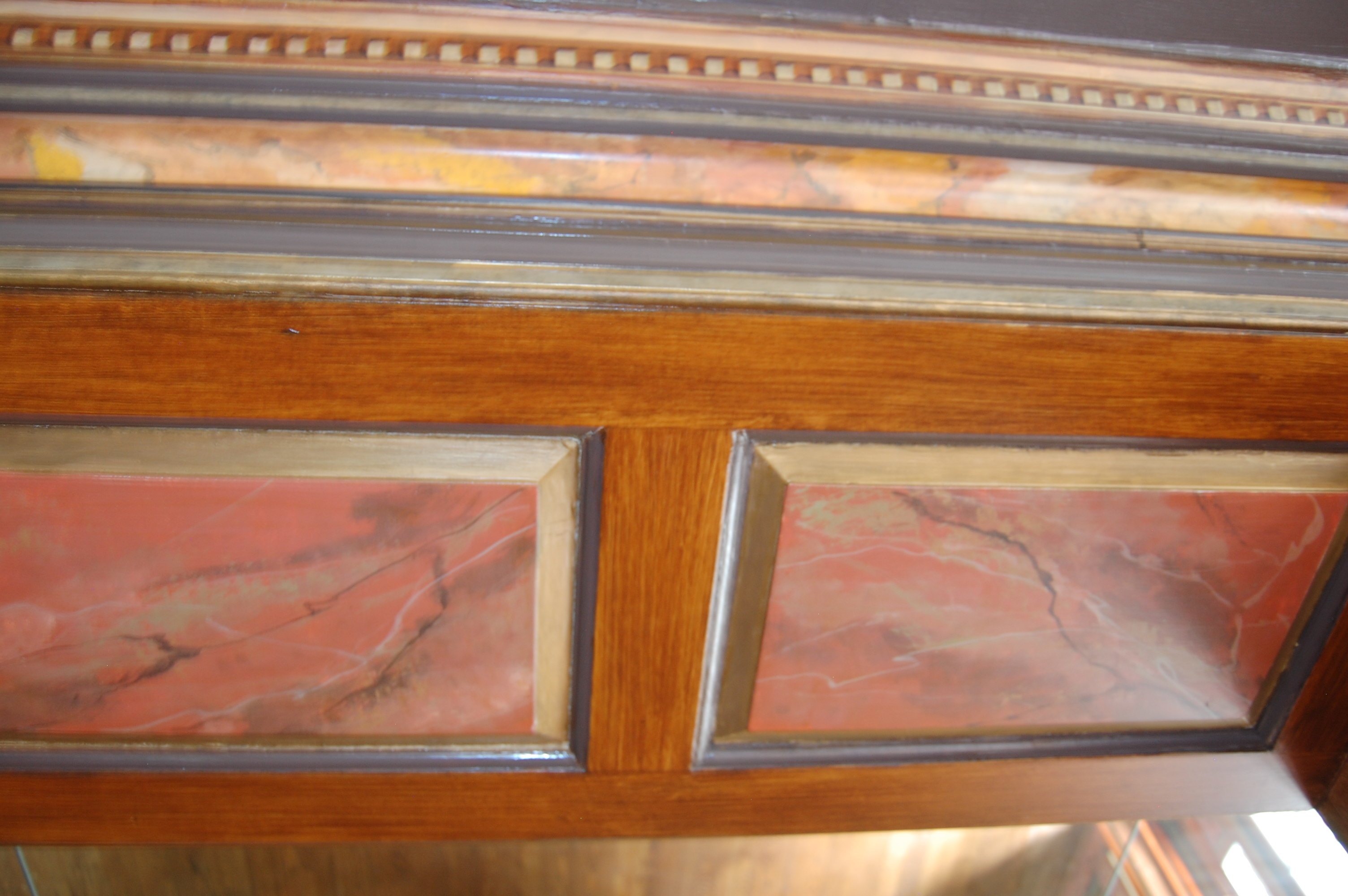 Restored Faux Finishes